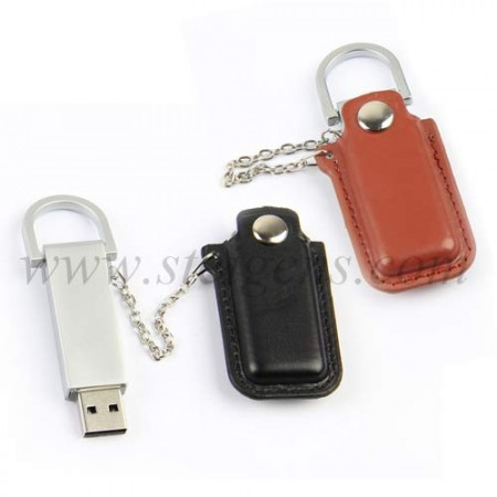 Leather-USB-SS-100-D
