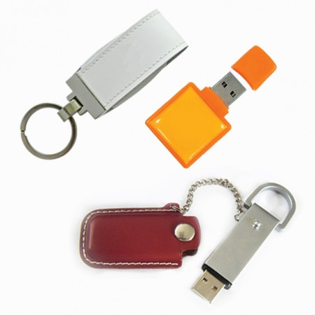 Leather USB & Epoxy USB