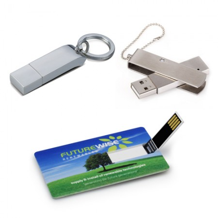 Metal & Credit Card USB