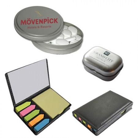 Mint Box & Sticky Note pad