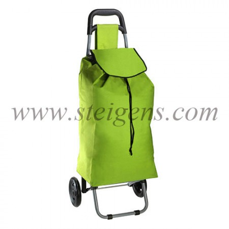 shopping-trolley--light-green