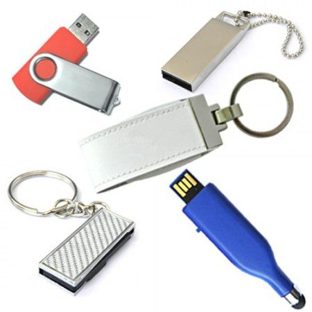 Stock - Economic USB Drives