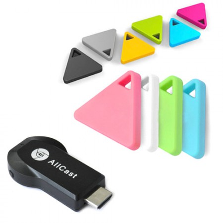 Key Tracker & Wifi Receiver