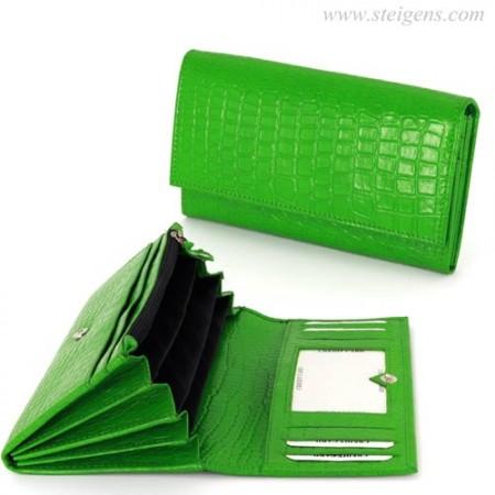 Ladies-Wallet-green