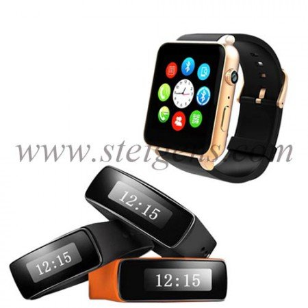Smart Watch & Fitness Band