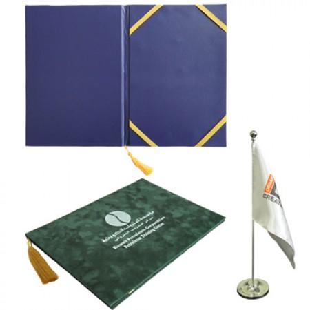 Certificate Folders & Flags