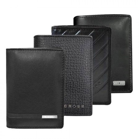 Cross Business Card Holder