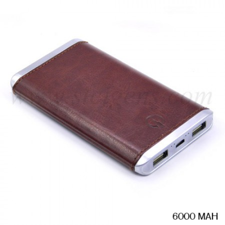 6000-mah--leather-power-bank