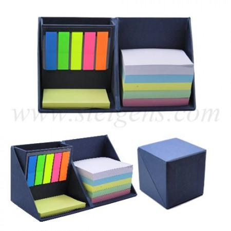 cube memo pad 17047 -13