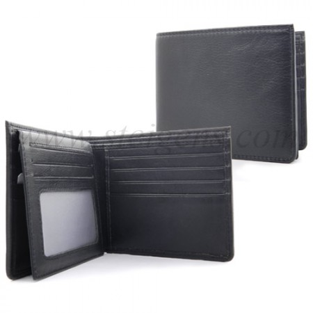 Leather Wallet Nappa 12 Card 17524-14