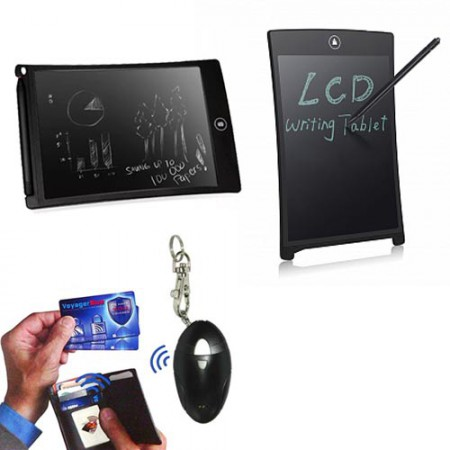 LCD Writing Tablet & Smart Tag