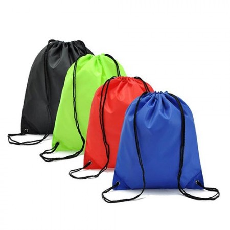 String Backpack Bag
