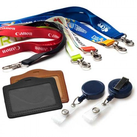 Lanyards & Badge Holder