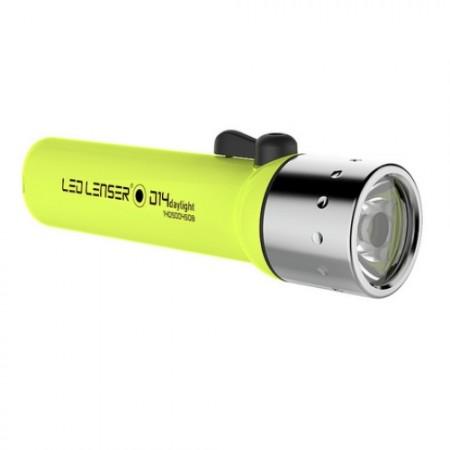 LedLenser D14 daylight diving lamp Flashlight - Torch LL9214-W
