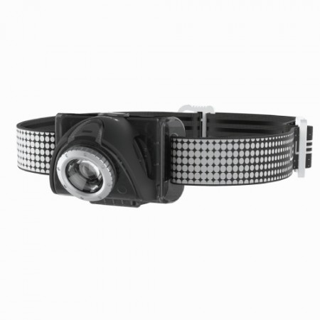 LedLenser SEO7R Black Headlamp LL6107-RB