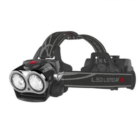 LedLenser XEO 19R Black Headlamp - Bicycle Light LL7219-R