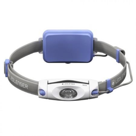 Ledlenser NEO4 Blue Headlamp gift box LL500914