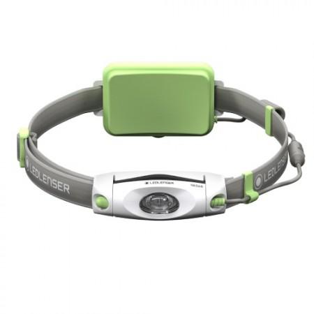 Ledlenser NEO6R Green Headlamp LL500919