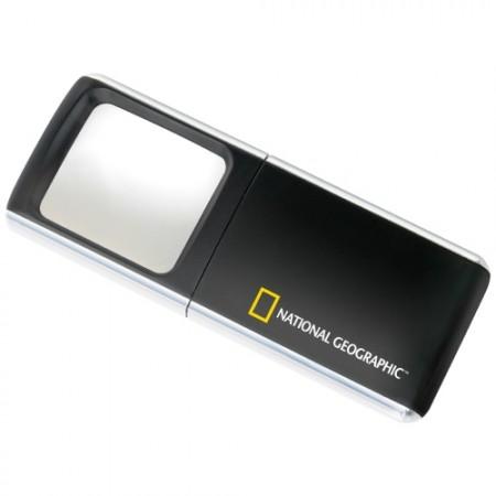 NATIONAL GEOGRAPHIC 3X POP-UP LED MAGNIFIER UG8051