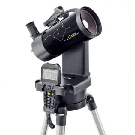 NATIONAL GEOGRAPHIC 90MM MAKSUTOV-CASSEGRAIN GOTO TELESCOPE UG5061