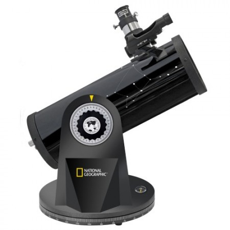 NATIONAL GEOGRAPHIC COMPACT TELESCOPE 114X500 UG5024