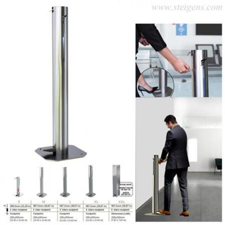 Mechanical-Pedal-Sanitizer-Dispenser