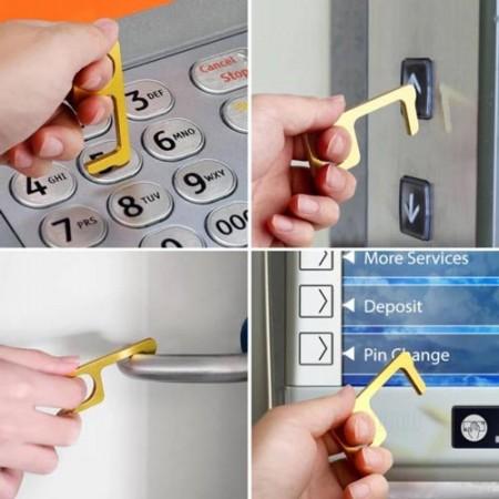 dooropen-keychain