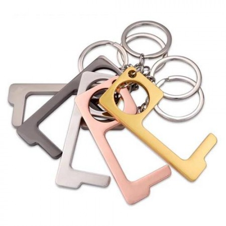 Door Open Key Chains